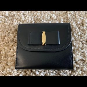 genuine Salvatore Ferragamo  Leather Women Wallet